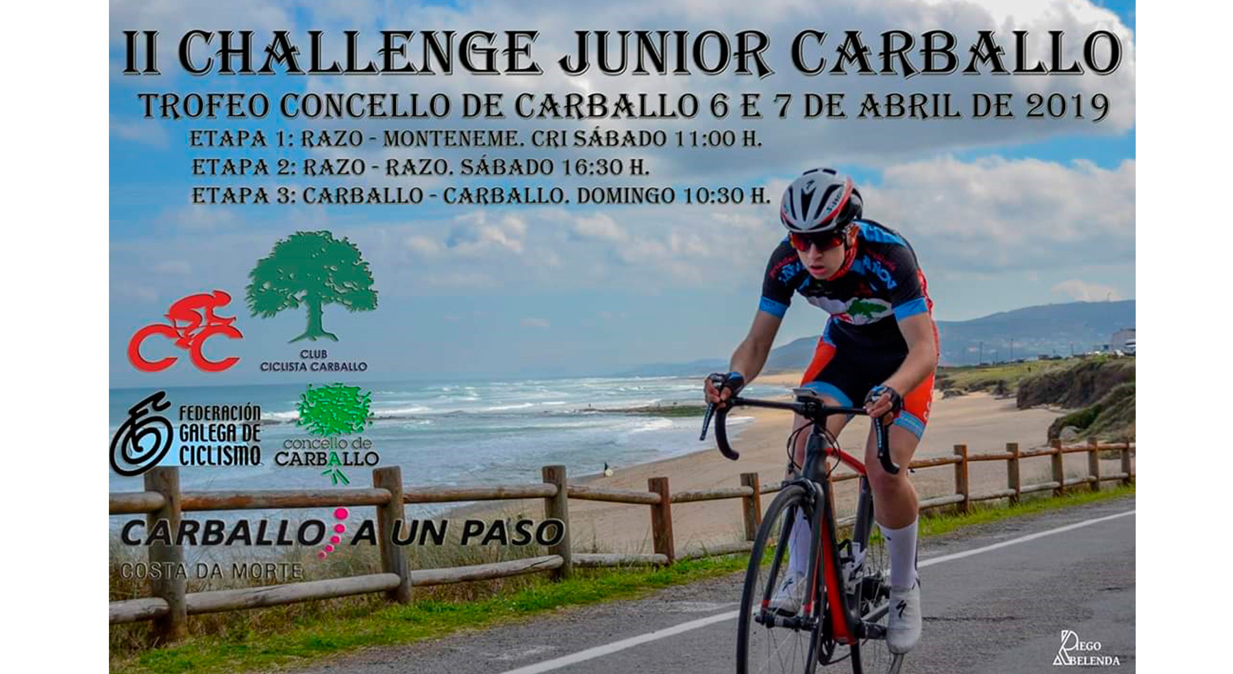 II CHALLENGE JUNIOR CARBALLO 2019